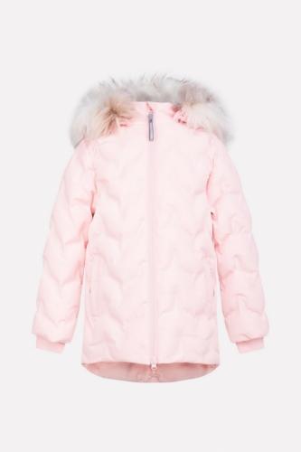 Куртка для девочки Crockid ВК 38034/1 ГР размер 110-116