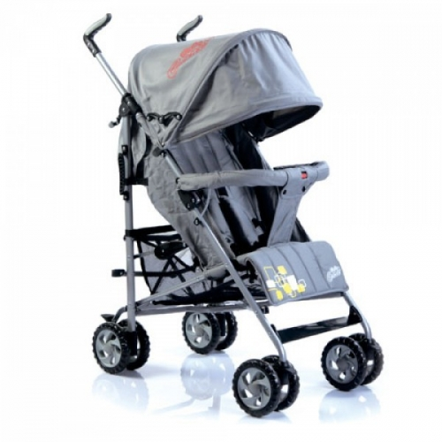 Коляска-трость Baby Care CityStyle Grey