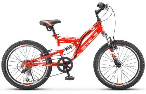 Велосипед Stels Pilot-260, красный, рама 20