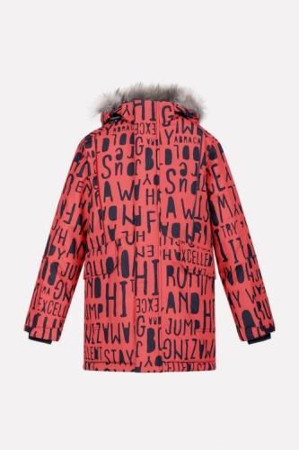 Куртка для мальчика Crockid ВК 36043/н/3 ГР размер 128-134