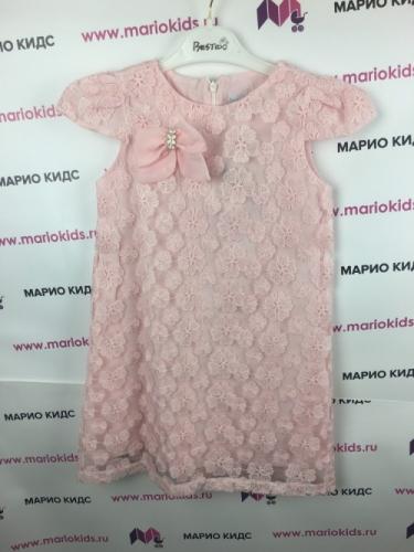 Платья Bestido светло-розовое, размер 4 (рост 104)