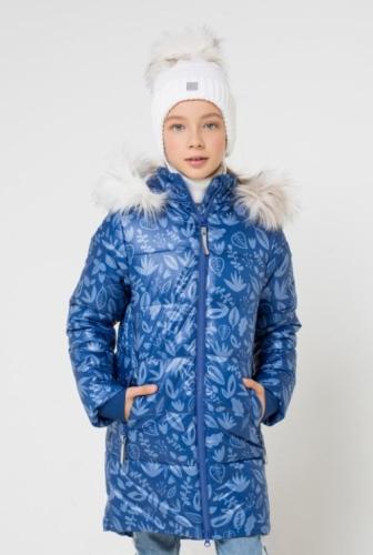 Куртка для девочки Crockid ВКБ 38043/н/1 ГР размер 158-164