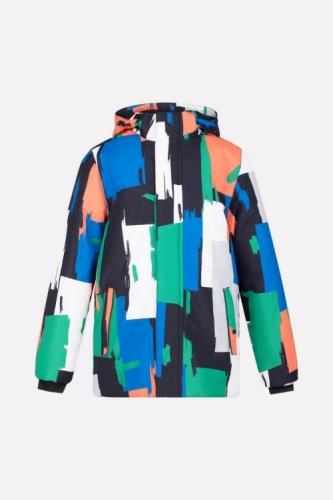 Куртка для мальчика Crockid ВК 36042/н/2 ГР размер 122-128