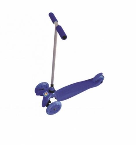 Самокат Navigator трехколесный, синий