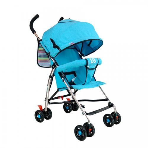 Коляска прогулочная Farfello S903С (голубой)