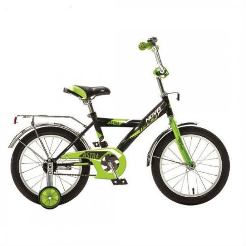 Велосипед Novatrack Astra, черный, рама 20