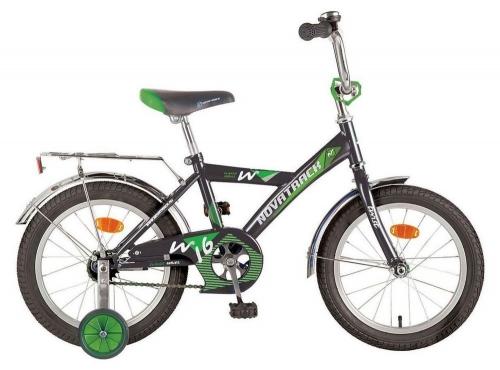 Велосипед Novatrack Twist, черный, рама 12