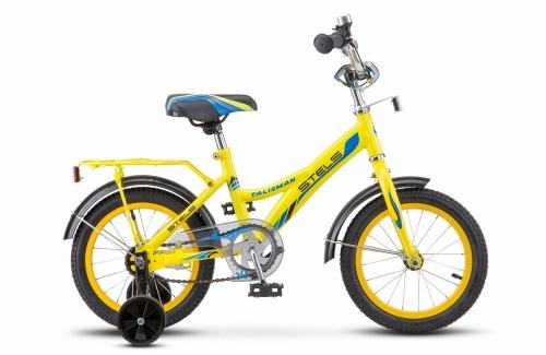 Велосипед Stels Talisman, желтый, рама 14