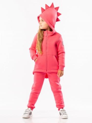 Костюм для девочки BODO розовый, р. 32 (рост 116-122см), 11-110U