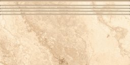 Ступени Kerranova Shakespeare матовый светло-бежевый 29.4x60