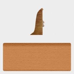 Заглушка торцевая правая (блистер 4 шт.) Т-пласт 003 Бук Натуральный