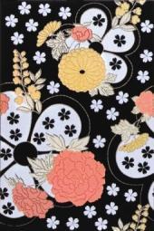 Декор Kerama Marazzi Ветка Сакуры декоры Цветы и птицы A1732\8141 20х30