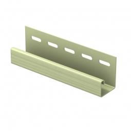 J-планка Ю-Пласт Classic зеленая