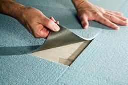 Укладка ковровой плитки до 50 м2