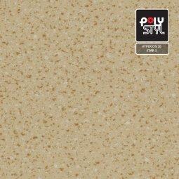 Линолеум Полукоммерческий Polystyl Hyperion SB Star 1 3м