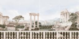 Панно Нефрит-керамика Эльза 06-01-1-45-05-61-171-0 100x50 Бежевый