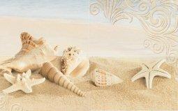 Панно Cracia Ceramica Amalfi Sand Panno 01 50x80