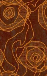 Декор Нефрит-керамика Оттава 04-01-1-11-03-15-109-0 50x31 Коричневый