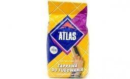 Затирка ATLAS для узких швов до 6 мм № 018 бежево-пастельный (2кг)