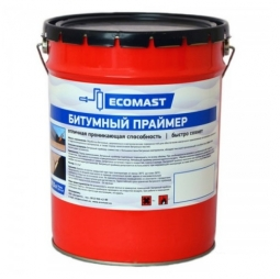 Праймер битумный Ecomast металлическое ведро 2 л