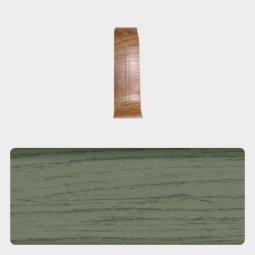 Соединитель (блистер 4 шт.) Т-пласт 069 Изумруд