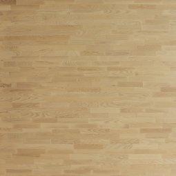 Паркетная доска Polarwood Space Ясень Pluton White Oiled