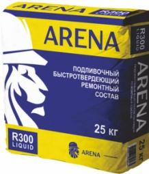 Гидроизоляционная смесь Arena RepairMaster R300 Liquid 25 кг