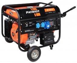 Генератор бензиновый Patriot GP-7210 LE 6000/6500 Вт ручной/электрический запуск