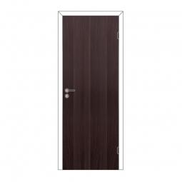 Дверное полотно Olovi глухое Венге 700х2000 с замком 2014