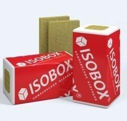 Базальтовый утеплитель ISOBOX Инсайд 1200х600х50 /12 пл.