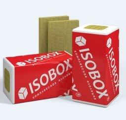 Базальтовый утеплитель ISOBOX Экстралайт 1200х600х100 / 6 пл.
