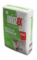 Шпатлевка Brozex КР финишная ПРО полимерная белая 20 кг