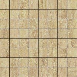 Мозаика Italon Travertino Романо 29.2х29.2 люкс