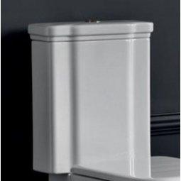 Бачок для унитаза Kerasan Waldorf накладной белый