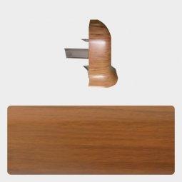Наружный угол (блистер 2 шт.) Т-пласт 025 Дуб Коньяк
