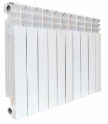 Радиатор алюминиевый Lietex 500-96С 10 секц.