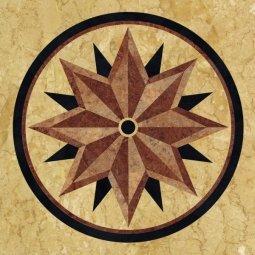 Кварцвиниловая плитка Art Tile AM 9016 182.8x182.8
