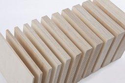 Фанера ФК шлифованная с 2 сторон 4x1525x1525 мм, сорт 2/2, береза