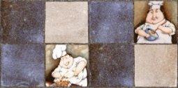 Плитка для стен Нефрит-керамика Лофт 00-00-1-08-11-66-743 Синяя 40x20