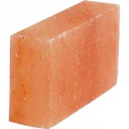 Соляной кирпич Атлант Камень 200x100x50 мм сторона шлифованная
