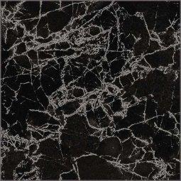 Плитка для пола Шаxтинская Плитка Фабрицио Черный 01 33x33