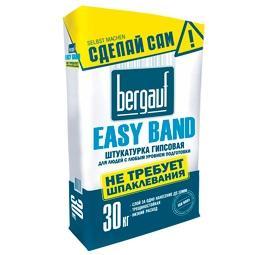 Штукатурка Bergauf Easy Band гипсовая 30 кг