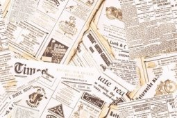 Декор Дельта Керамика Newspapers D3 20x30