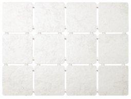 Плитка для стен Kerama Marazzi Ницца плотно 30х40 из 12 частей 9,9x9,9 1223T светло-серый