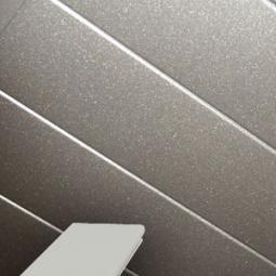Рейка Н-профиль белый матовый-3306, 135*4000