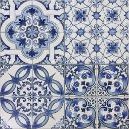 Плитка для пола  Сокол Катарина KTR1 орнамент полуматовая 44х44