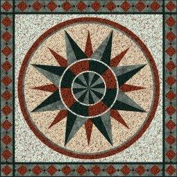 ПВХ-плитка Art Tile AM 9017 91.4x91.4