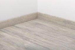 Плинтус Tarkett Шпонированный 80x20 P Art White Canvas