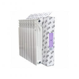 Радиатор биметаллический Sti 500-100 4 секц.