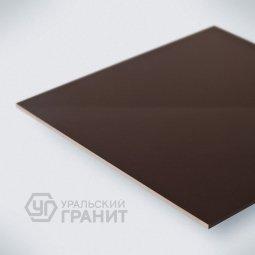 Керамогранит Уральский Гранит UF027 Кофейный 60х60 Полированный